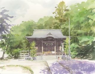 2017年9月24日 「金井八幡神社」