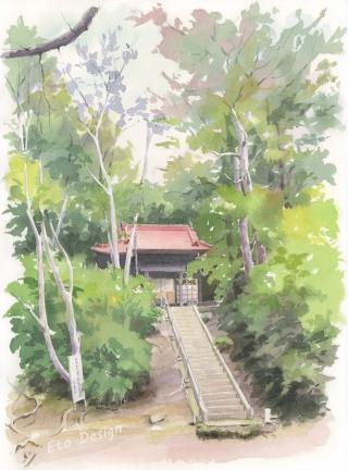 2018年1月31日 「秋葉神社(町田市下小山田町)」