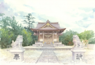 2018年12月13日 武州柿生琴平神社