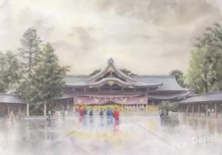 2019年7月15日 寒川神社