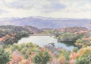 2019年12月31日 箭山神社 大池