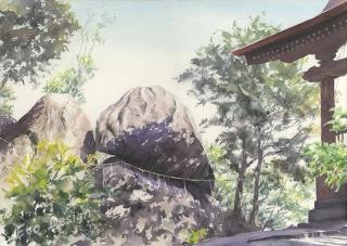 2019年11月27日 箭山神社