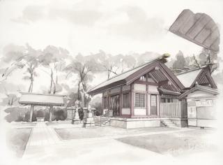 2016年10月31日 「成瀬杉山神社」