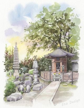 2016年8月29日 「東雲寺2」